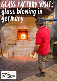 Not to Miss: Glass Factory Visit  at the Dorotheehutte in Wolfach, Germany | The Travel Tester Blog