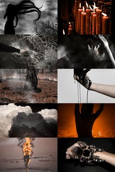 chaos witch aesthetic (requested) { more here } { request here }