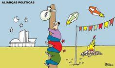 cool Alianças Políticas...