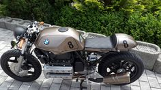 BMW K100 RS Cafe Racer a. eingetragen TÜV NEU Ähnl. Scrambler Bobber K75 R65 80 in Auto & Motorrad: Fahrzeuge, Motorräder, BMW | eBay