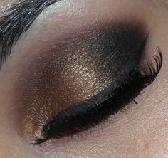 gold smokey eyes http://www.makeupbee.com/look.php?look_id=62298