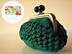 hamoraima: ▼ Monedero de crochet ▼ 9