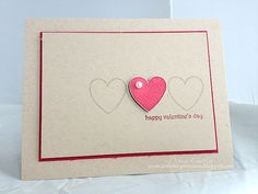 An Inspiring Day - Hearts a Flutter by pdncurrier - Cards and Paper Crafts at Splitcoaststampers