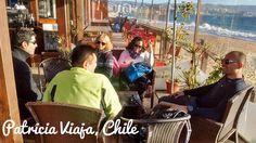 Viajar com a família e amigos sempre tem conversa e comida. Viña del Mar Chile.   #chile #americadosul #sudamerica #viagem #viajar #ferias #vacaciones #trip #travel #inverno #soufiero #voudefiero #santiago #viñadelmar