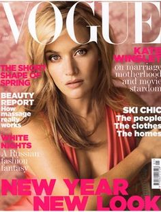Jan 2007, Vogue UK - Kate Winslet
