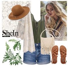 Natural by fashionista-jaygee on Polyvore featuring polyvore fashion style LIU•JO Topshop Billabong RHYTHM clothing