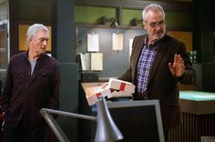 Larry Lamb didn't know New Tricks was ending when he joined Larry Lamb, Stars Play, British Actors, New Tricks, News, Drama Series, Stage, English, Tv