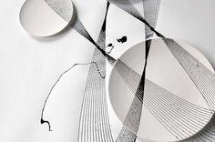 Oscillation Plates David Derksen | Yellowtrace