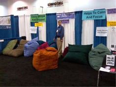 Furniture specially designed for autistic kids/adults and people with sensory issues (USA only :( )
