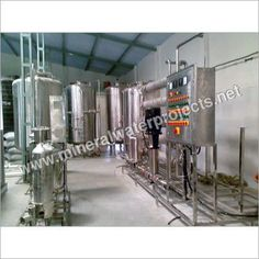 Nishu Enterprises from Maharashtra, India is a manufacturer, supplier and exporter of Mineral Water Plants at reasonable price.