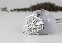 Collier Logo personnalisé, nom Logo pendentif, collier personnalisé Logo, Logo bijoux personnalisés Logo bijoux, collier pour animaux, Dog Tag collier