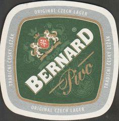 Beer coaster bernard-22 Beer Mats, Beer Coasters, Brewery, Drink, Beverage, Drinking