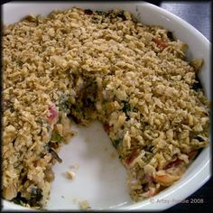 Rainbow Swiss Chard, Fennel Gratin
