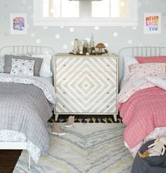 View the Shared Radiant girls bedroom theme at The Land of Nod to find design ideas and inspiration for a room she'll love. Browse girls bedroom ideas.