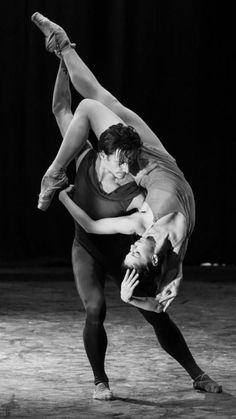 Natalia Osipova and Sergei Polunin