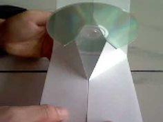 Pop-Up Paper CD Case