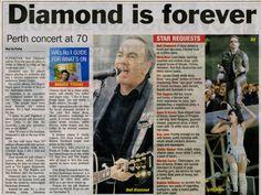 Neil Diamond - Australia Bound ...
