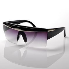 1ab0de4835 80 s - Lady Gaga half frame shield sunglasses (more colors) 80 s.  19.99