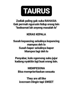 Taurus Memes, Taurus Facts, Zodiac Facts, Taurus Zodiak, Family Quotes, Me Quotes, Bingo Template, Instagram Story Questions, Zodiac Star Signs