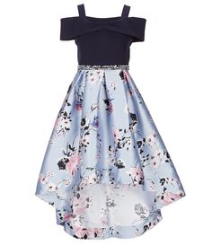 Shop for Xtraordinary Big Girls Cold-Shoulder Solid/Floral Ballgown at Dill. Shop for Xtraordinary Big Girls Cold-Shoulder Solid/Floral Ballgown at Dillard& Visit Dillard& to find clothing, accessories, shoes, cosmetics & more. The Style of Your Life. Teen Fashion Outfits, Women's Fashion Dresses, Dress Outfits, Girl Outfits, Fashion For Girls, Fashion Ideas, Dress Clothes, Fashion Fashion, Preteen Fashion