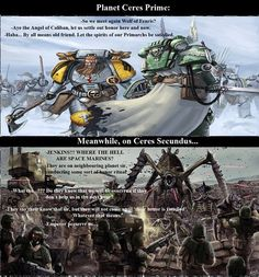 Timeline Photos - Warhammer 40k Quotes