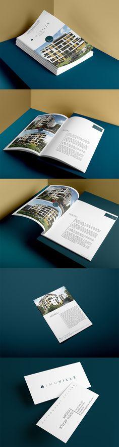 Design: Varga Balázs Project: Imoville | Architecture prospectus & business card design Business Card Design, Business Cards, My Works, Playing Cards, Architecture, Projects, Lipsense Business Cards, Arquitetura, Log Projects
