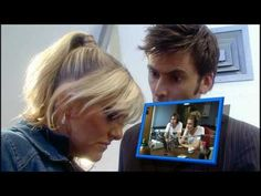 Doomsday Commentary with David and Billie! I want someone to talk to about Doctor Who like these two! I love them :)