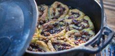 Fruit and nut pudding — Ultimate Braai Master