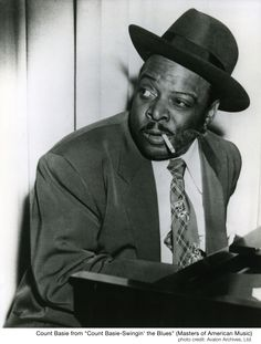 """""""If you find a note tonight that sounds good, play the same damn note every night!"""" - Count Basie"""