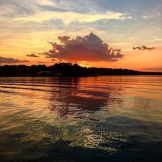 Good Morning East Texas!  Photo taken on Lake Jacksonville by @the_hargetts.