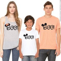 FOR A LIMITED TIME - Use code SUMMERSALE to save 10% off of your order!   Disney BOO Family Shirts . Disney Halloween Shirts . Disney Family Shirts . Disney Vacation Shirts .