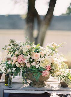 French Inspired Sonoma Valley Wedding