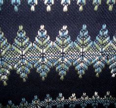 huck embroidery   SWEDISH EMBROIDERY PATTERNS « EMBROIDERY & ORIGAMI