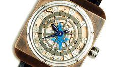 日本人初の独立時計師菊野昌宏が目指すもの時をも超える最高峰の1本