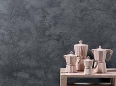 Pittura al quarzo ad effetto sabbiato - Eleganti pareti effetto sabbia con pittura al quarzo.