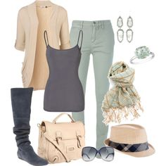 """""""Calm and Cool"""" by laaudra-rasco on Polyvore"""