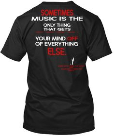 Music T Shirts Black T-Shirt Back https://teespring.com/wear-music-t-shirts?tsmac=recently_viewed&tsmic=recently_viewed#pid=2&cid=2397&sid=back