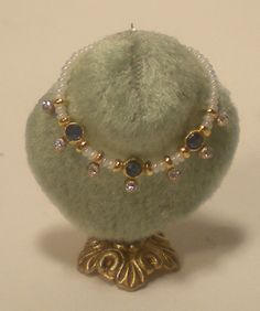 Emerald Pearl Necklace by The Estate Collection
