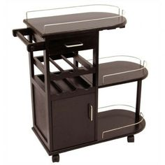 Portable Bar Cart