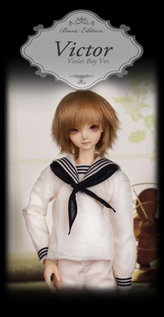 Product View : Rosette School - Violet - Boy ver. (Victor)