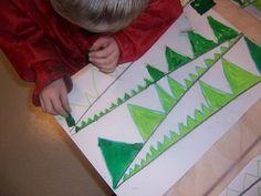 graphisme lignes brisées Learning To Write, Crocodiles, Art Plastique, Education, Pattern, Art For Toddlers, Angels, Fine Motor, Art Kids