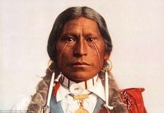 Leader: Chief James A. Garfield, a Jicarilla Apache, in 1899. They were put on a…