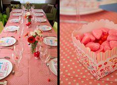 Ma Sweet Table pour les 2 ans de Mademoiselle | Mon blog à Anne-Sotte
