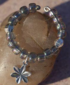 Iridescent Beads - Black Diamond
