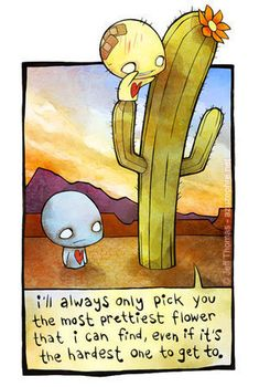 Made me think of Jordan I hear there are Cactus in AZ hahaha
