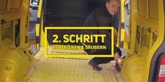 VW T5 Camper Ausbau 2. Schritt reparieren und säubern T5 Transporter, Brother Sister Poses, Vw T5 Camper, Minivan Camping, Sprinter Van, Diy Camping, Van Life, Camper Van Conversions, Van Travel