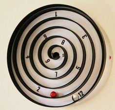 30 Photos Of An Unusual Wall Clock Designs - Jungle Magazine