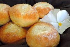 Cocinando con las Chachas: Bollitos de nata y azúcar