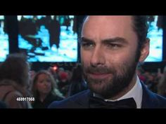 Aidan Turner on being at the premiere, meeting the fans, The Hobbit The Battle of the five armies - YouTube