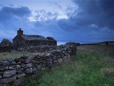 Yell, Shetland Islands, Scotland